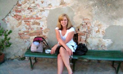 KG Pineze, Kate's story, Female travel 50 +, traveling alone