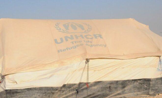 UN Syrian Refugee Camp in JordanUN Syrian Refugee Camp in Jordan