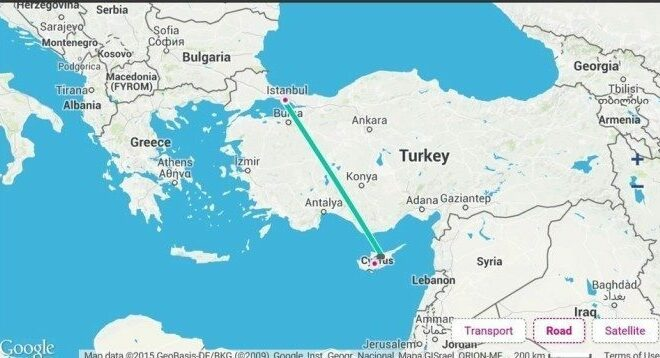 Trip Planning Cyprus Travel 2015 Map Where in the World is Kate – World Map For Travel Planning