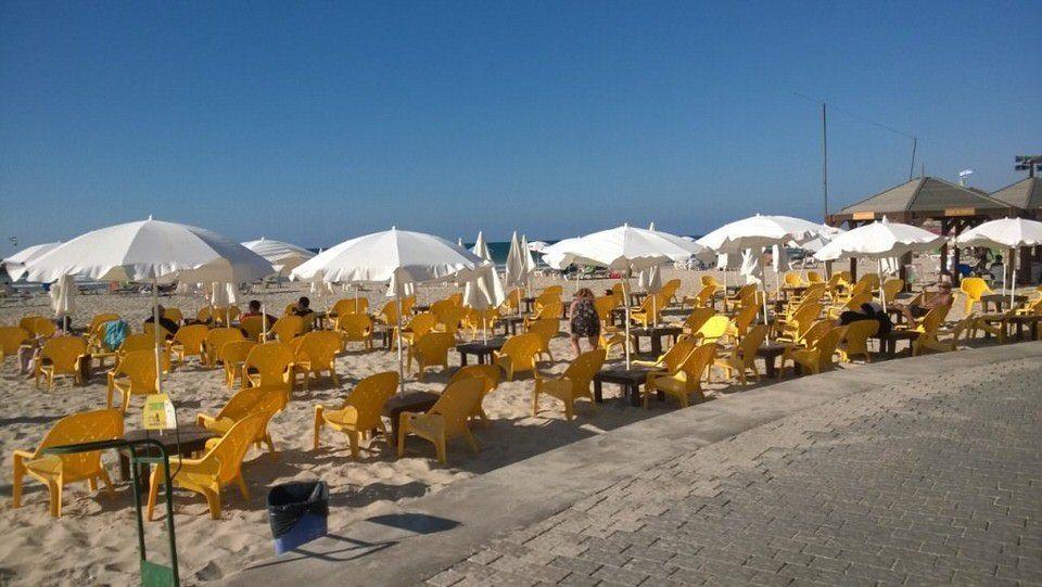 Tel Aviv, beach in Tel Aviv, My Camera Gear