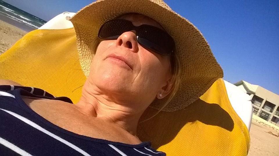 Me on the beach in Tel Aviv, My Camera Gear