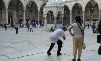 Mosques, Adopt a Friend, Use the Buddy System