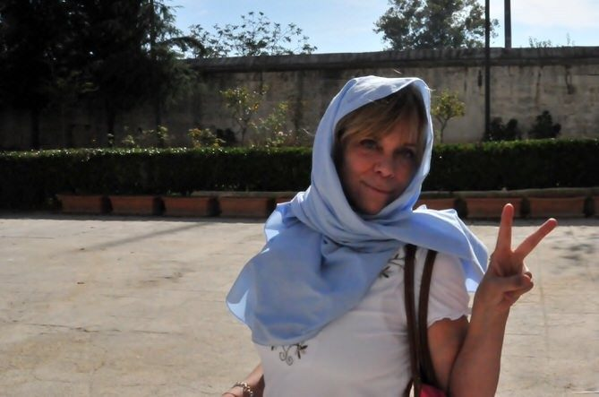 Best Female Travel Hats for sacred places