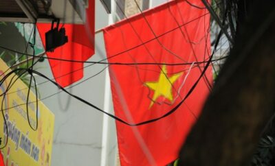 Best Planning Tips for Vietnam, vietnamflag