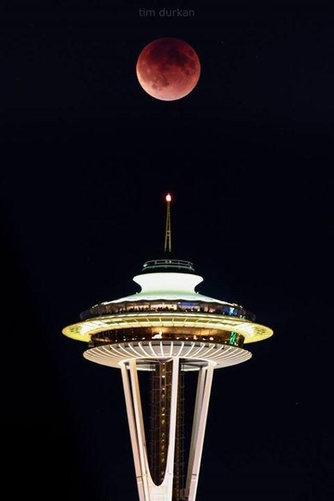 us Seattle Weekends Space needle