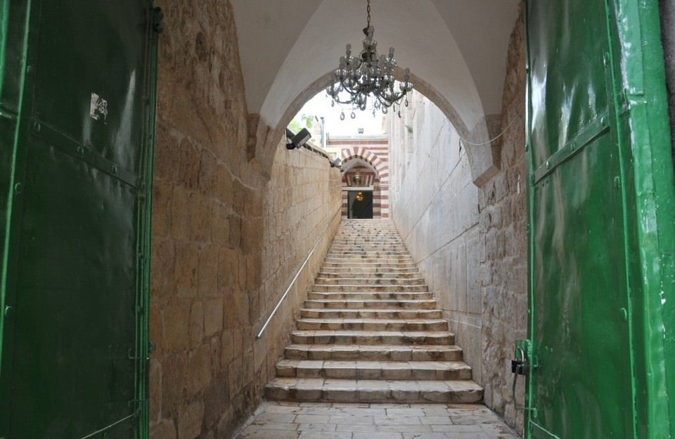 Hebron, Palestine, Tombs of the Patriarchs