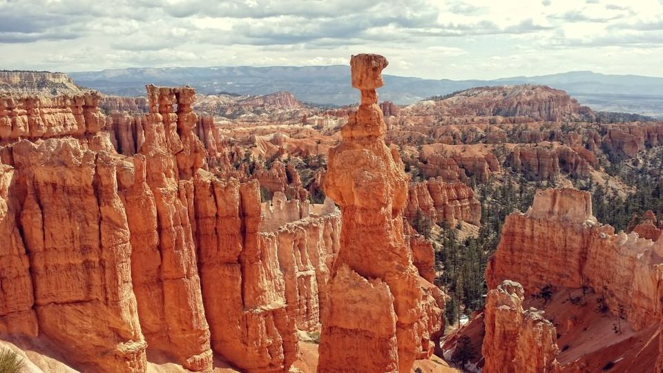 Top 4 Tour Groups for Solo Women Travelers, Thor's Hammer Bryce Canyon