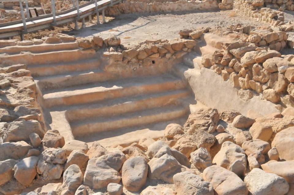 Israel's Qumran Caves