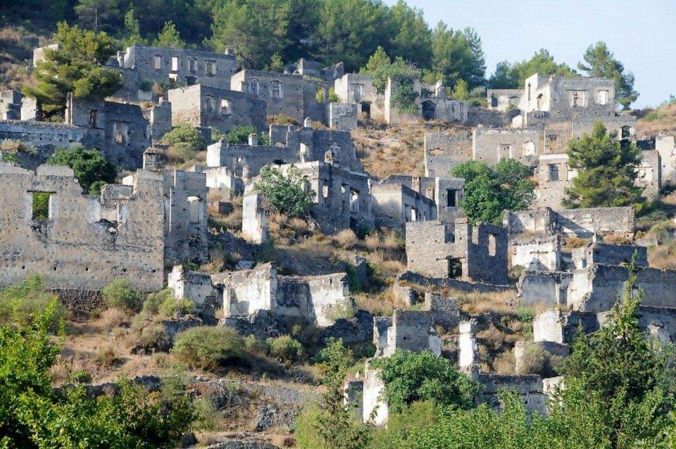 Best Sights Fethiye Southern Turkey