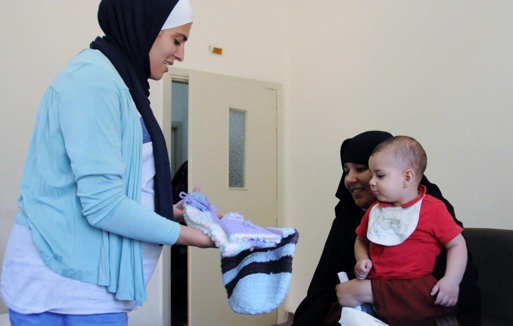 Photographing the Jordanian Women's Union