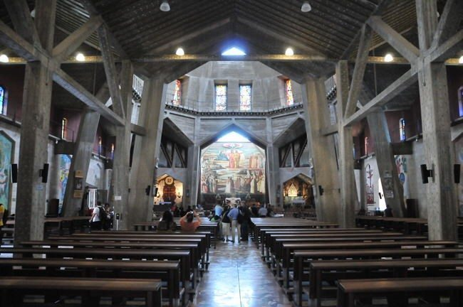 Nazareth, Israel Praying, Nazareth, Israel