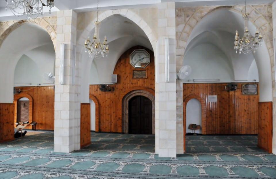 White Mosque, Nazareth, Israel
