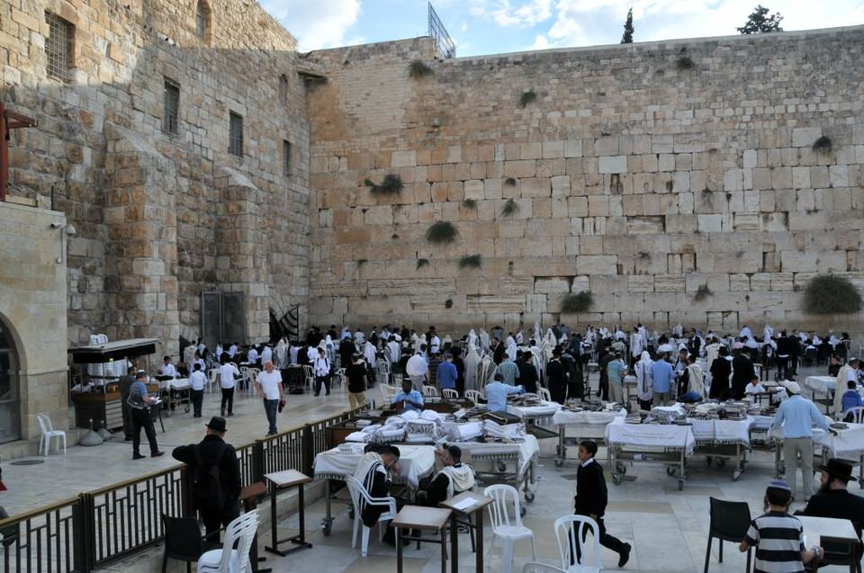 Jerusalem, Jerusalem is Complicated and Intense
