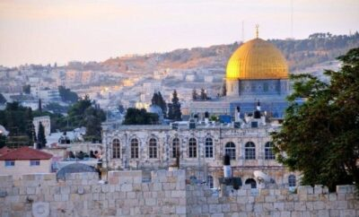 Jerusalem, Complicated and Intense, Temple Mount, Dome of the Rock, Jeruselm