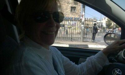 Driving Israel