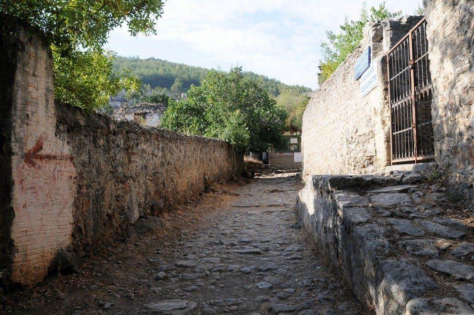 Ghost Town Koyokoy, Turkey
