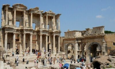 Ephesus, Turkey Ancient Site