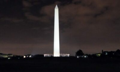 Best Nighttime Sightseeing Washington DC