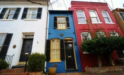 Best of Alexandria VA - Top 4 Sites, Alexandria Virginia's Best Photo Locations