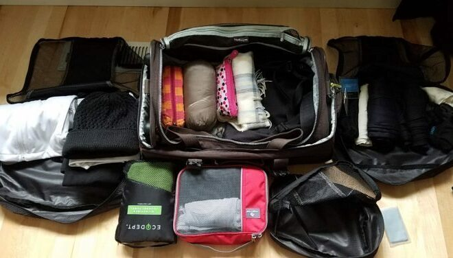 Ultimate Travel Packing Tips