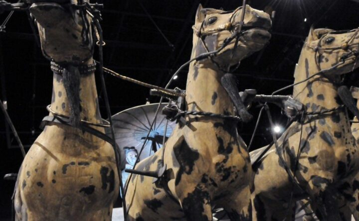 Terracotta warriors exhibition, seattle center, seattle science center, Chinese terracotta warriors