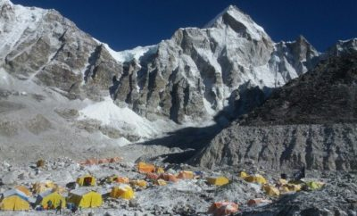 Everest Base Camp Trekking and Hiking