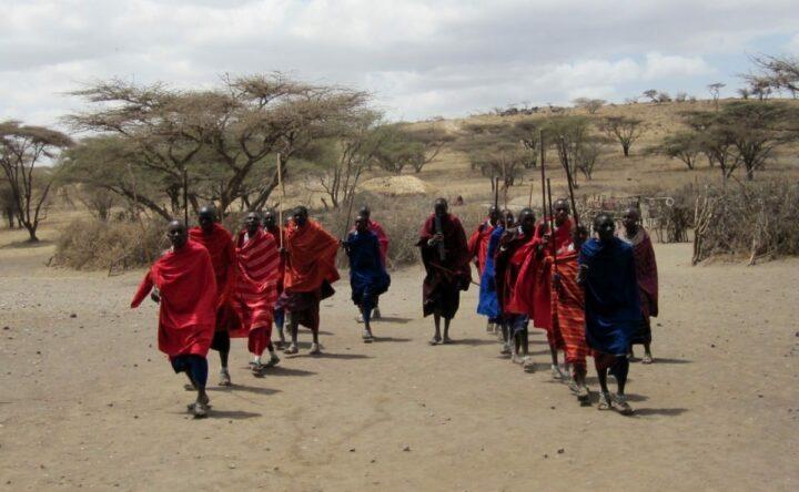 Maasai Tanzania Africa
