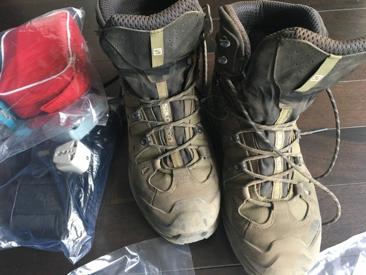 Best Frugal Travel Tips, Hiking Packing List