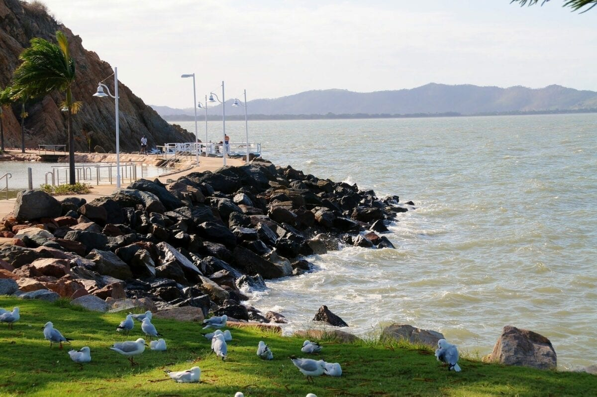 Townsville to Magnetic Island