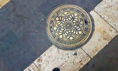 manhole covers around world