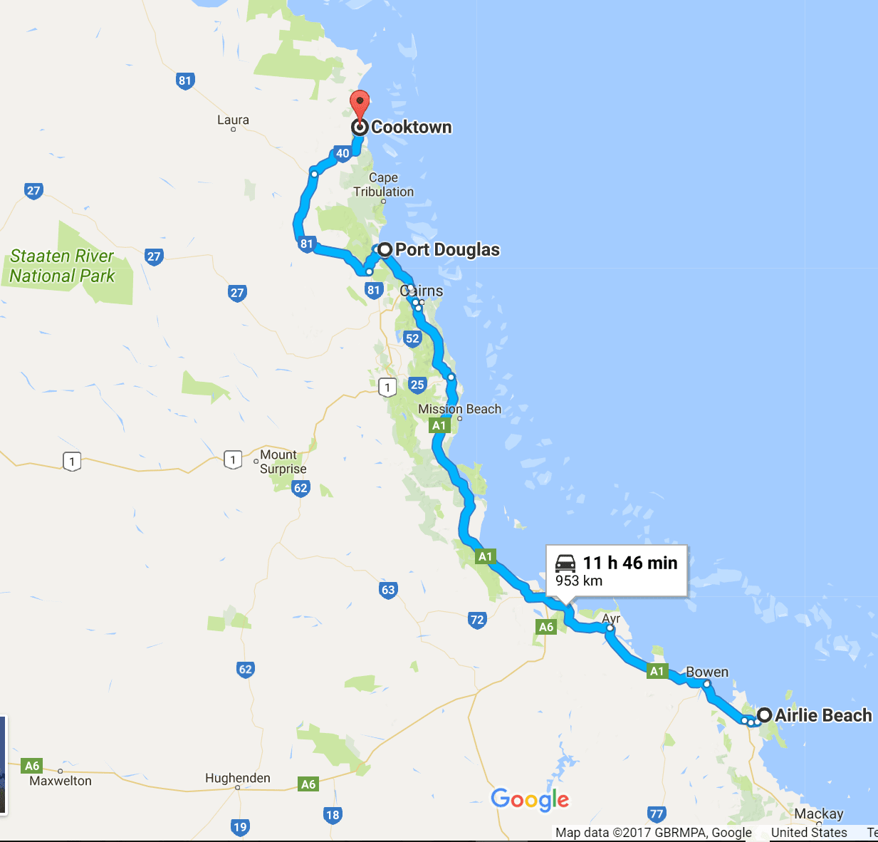 st Destinations in Queensland Australia