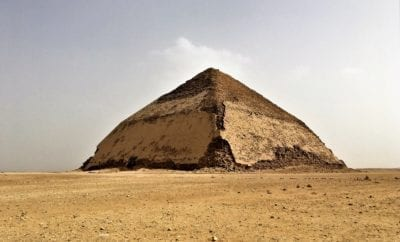cairo-egypt-bent-pyramid