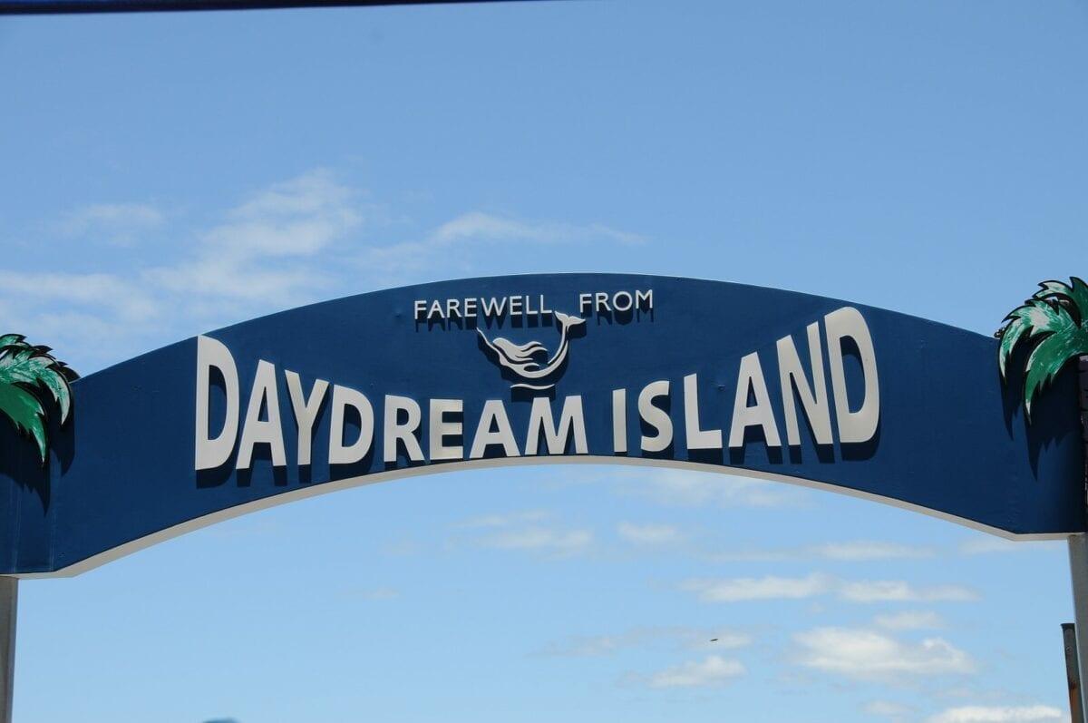 Day Trip - Dream Island, Whitsunday Islands, Queensland