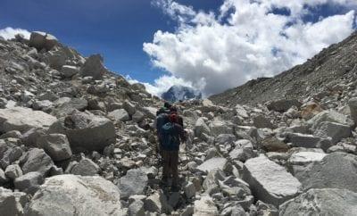 everest base Camp - travel Nepal