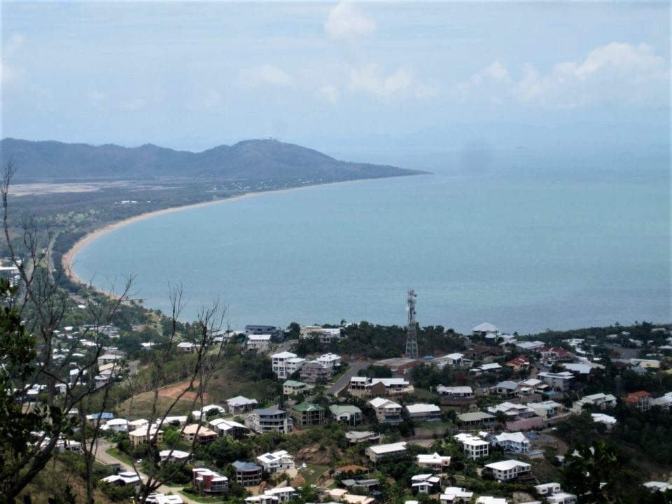 townsville highest point