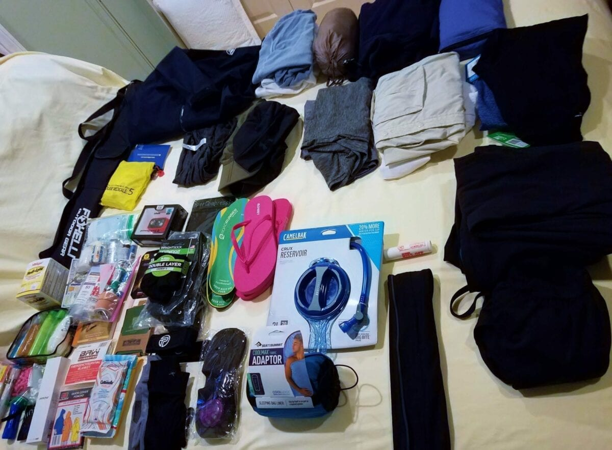 el camino de santiago, the way of st james packing list, spring galicia packing list