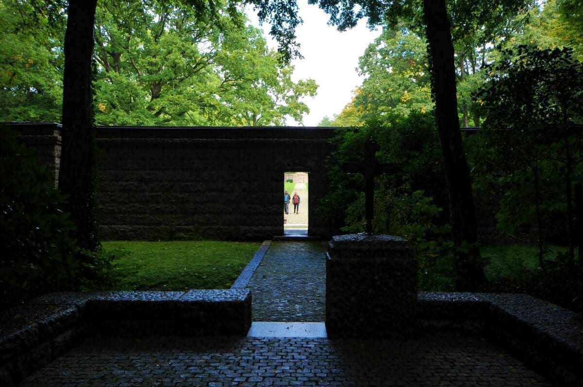 German Military Cemetery Luxembourg