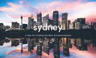 5 tips finding best sydney accommodation