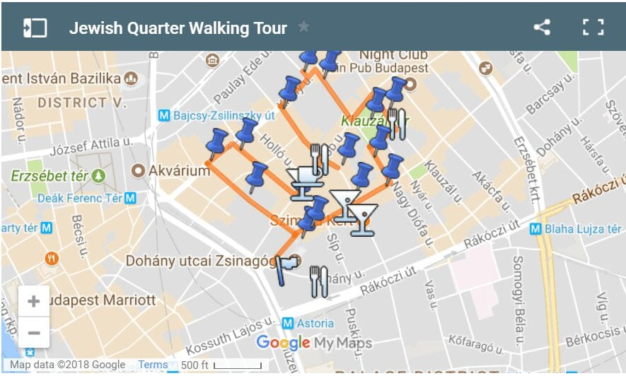 budapest jewish quarter map Visit Budapest Jewish Quarter The Jewish Ghetto Reminded That budapest jewish quarter map