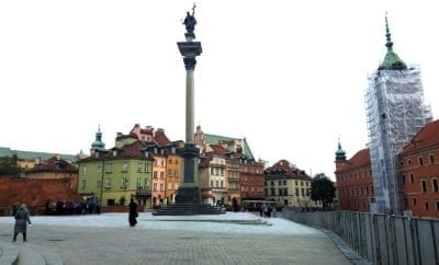 warsaw tours, ugly truth, warsaw jewish ghetto