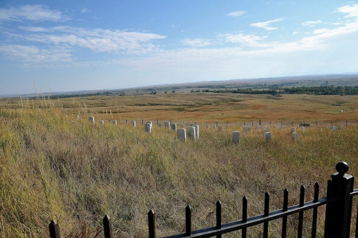 Little Bighorn National Park, Custer's Last Stand