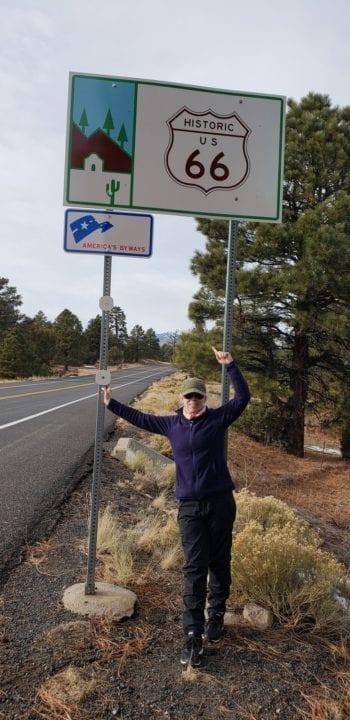 roads in arizona route 66