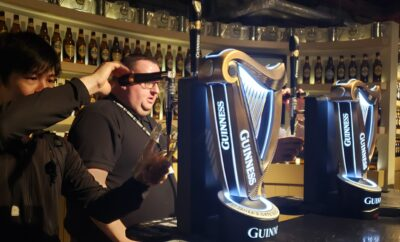 What Do Jameson Whiskey, Guinness Beer and Woodinville Whiskey Have in Common?