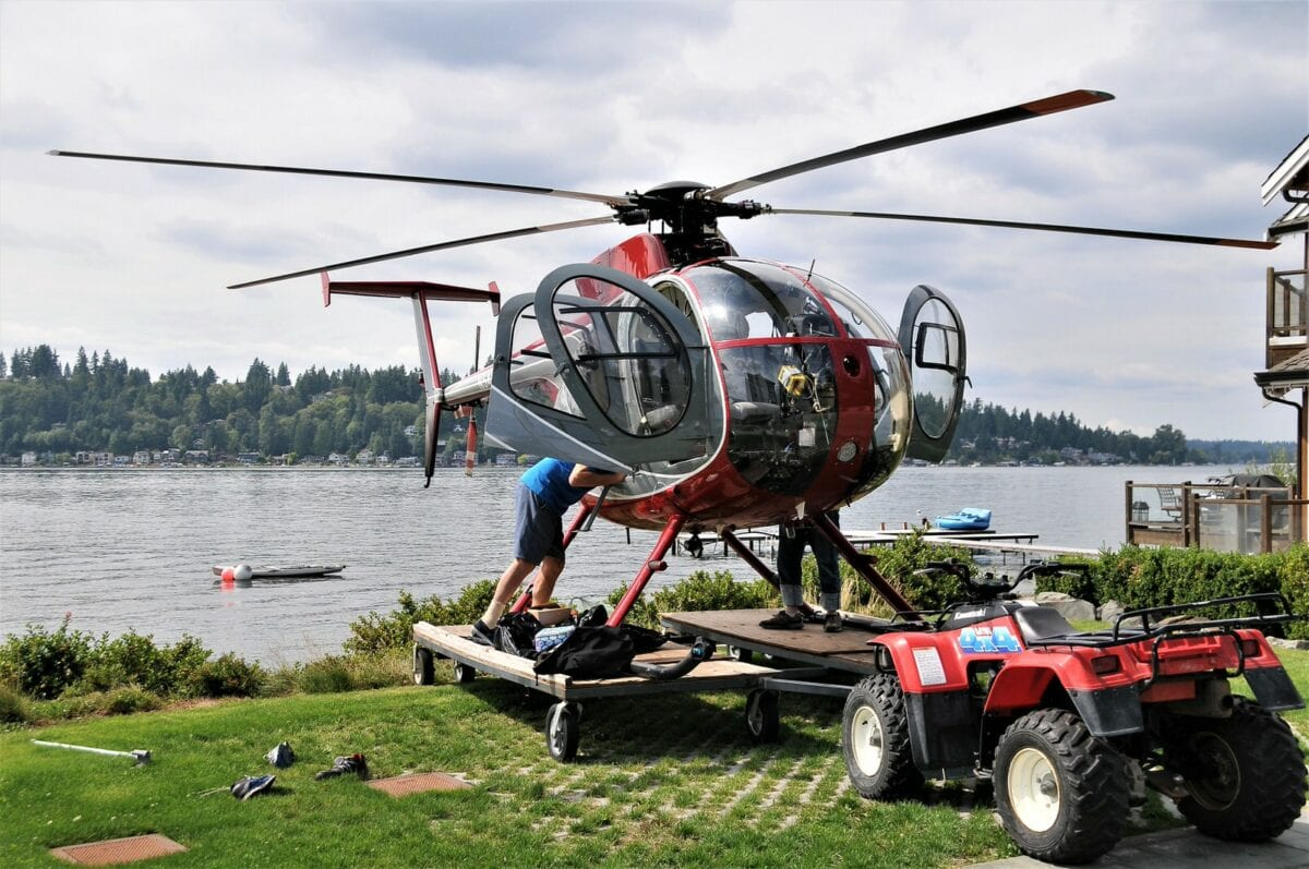 The Perfect Day Trip: by Helicopter