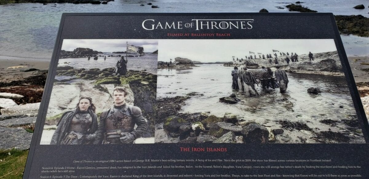 Visit Belfast and the Best Game of Thrones Locations
